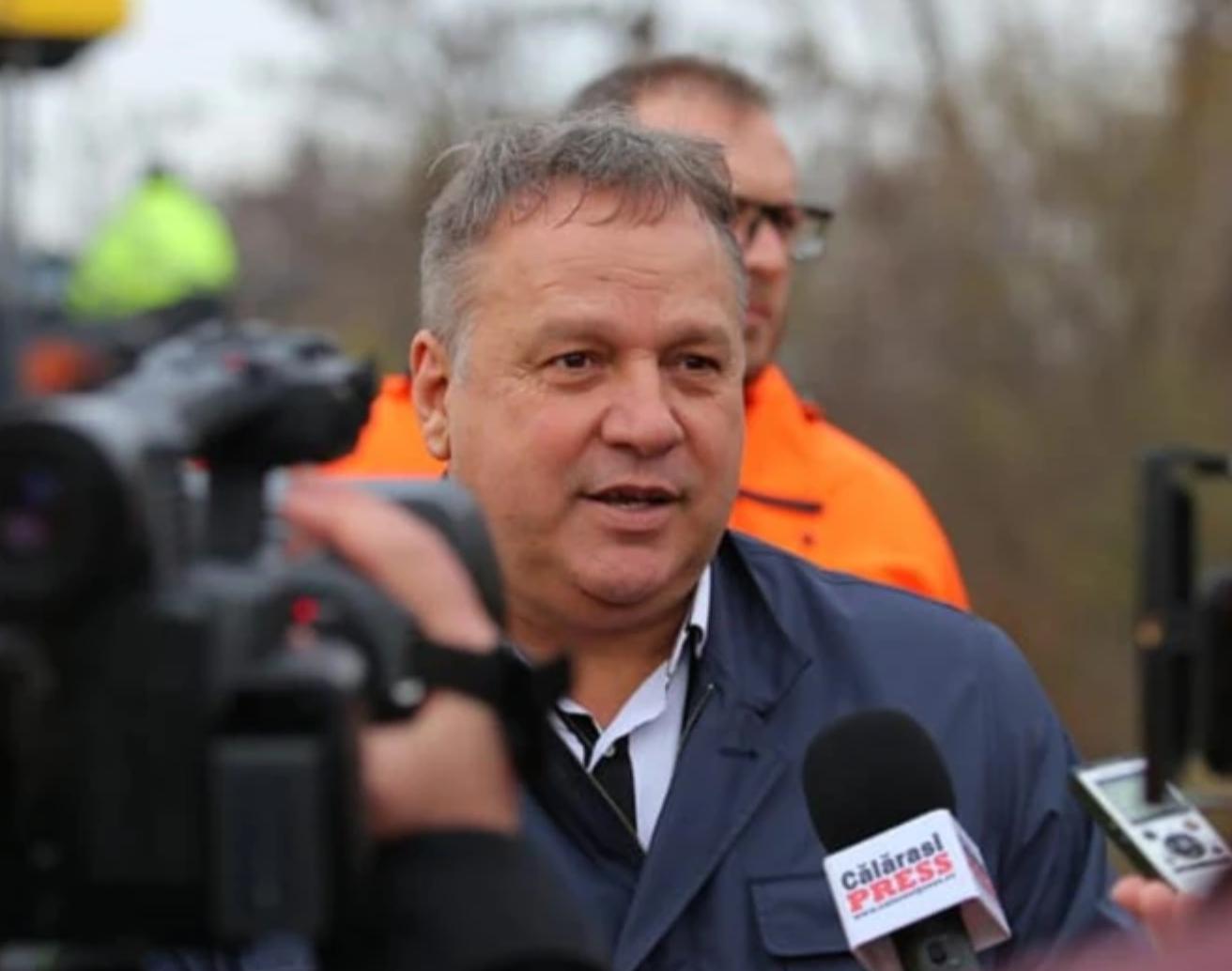 Șantaj la procuror! Președintele CJ Călărași își amenința anchetatorul cu televiziunea și detectivii particulari