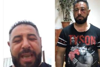"""""""Spartacus Idolul Fetelor"""" condamnat la inchisoare cu executare pentru """"revolutia"""" organizata de Paste in Rahova"""