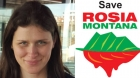 """""""Cât tupeu au securiștii ăștia!"""". USR pune secretar de stat o activistă """"Salvați Roșia Montană"""""""