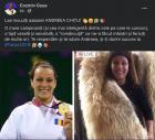"""Șeful Cozmin Gușă e mândru de judoka Andreea Chițu si-i vede un viitor """"medaliat"""" la Tokio 2021"""