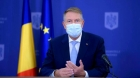 În Ajunul, Iohannis face declarații despre posibilitatea introducerii unor noi restricții
