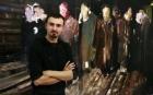 """Van Gogh"", semnat Adrian Ghenie, adjudecat contra sumei de 65.000 de euro la casa Lavacow"