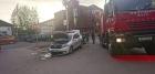 Accident grav pe o sosea din Banat. A fost implicata o masina de politie