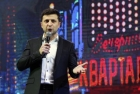 Alegeri prezidentiale in Ucraina. Un actor fara experienta politica a castigat prima runda