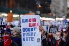 Alegeri SUA 2020: Se asteapta rezultate in cinci state americane. Biden are nevoie doar de Nevada pentru a fi președinte