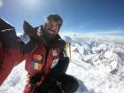 Alex Găvan și italianca Tamara Lunger vor să urce pe vârful K2, ultimul munte de peste 8.000 de metri care nu a fost cucerit în sezonul de iarnă