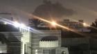 Ambasada SUA la Bagdad a fost atacată cu rachete. S-au auzit cel puţin patru explozii