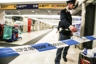 Atac la gara din Milano. Un agent de poliţie şi un militar au fost injunghiati. Agresorul e italian de origine marocană