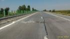 Autostrada Soarelui intră în reparație. Sectorul cu dale de beton de pe A2 va fi frezat și refăcut