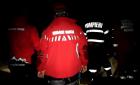 Bărbat căzut în Cascada Putnei din Vrancea. Se intervine cu scafandrii pentru căutarea sa