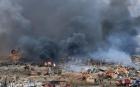 Beirutul, zguduit de două explozii puternice. Cel puţin 73 de morţi şi 3.700 de răniţi. Ce substanţe au produs deflagraţiile