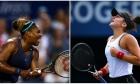 Bianca Andreescu a castigat finala Rogers Cup 2019 dupa ce Serena Williams a abandonat meciul