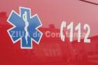 Carambol cu cinci mașini pe DN 6. Două persoane, rănite grav
