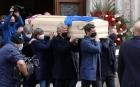 Casa lui Paolo Rossi a fost jefuită în timp ce fostul fotbalist italian era înmormântat