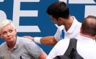 Ce a păţit femeia din cauza căreia Djokovici a fost descalificat de la US Open