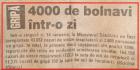 Ceva e putred cu gripa sezoniera si Covid-19! In ianuarie 1996 au fost mai multe cazuri de boala virala decat 25 de ani mai tarziu