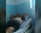 Clipe terifiante în fotbalul românesc. Un mare portar a fost operat de urgență