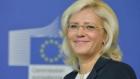 Corina Creţu: Aderarea României la zona euro ar însemna un pas enorm înainte