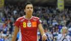 Cristina Neagu a plecat în Belgia ca să se opereze de ligamente