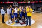 CSU Sibiu a câştigat Cupa României la baschet masculin. Trofeul îşi schimbă destinaţia după trei ani