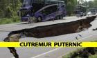 Cutremur violent, în noaptea de duminică spre luni! Seismul a avut o magnitudine de 5,3 grade pe scara Richter