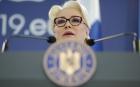 Dăncilă confirmă: Guvernul va adopta miercuri OUG care schimbă pragul la referendum