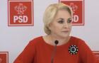 Dăncilă, după ce Meleșcanu a fost ales șef al Senatului: Votul certifică faptul că PSD are în continuare majoritate în Parlament