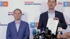 Dan Barna anunta ca USR-PLUS il propune pe Ciolos premier