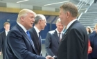 Declaratia comuna Romania si SUA! Asa cum era de asteptat, multe randuri despre energie, un rand despre eliminarea vizelor: SUA sprijina eforturile Romaniei de a fi eligibila