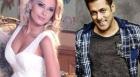 Dezmat total! Cum s-au distrat Iulia Vantur si Salman Khan de Craciun: imaginile au fost facute publice