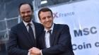 Emmanuel Macron l-a desemnat pe noul premier al Franței