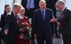 Erdogan, primit la Berlin cu onoruri militare