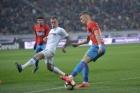 FCSB a învins Universitatea Craiova după un meci cu trei eliminări şi cu două penaltiuri