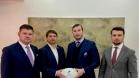 Federațiile de rugby din Republica Moldova și România se vor înfrăți printr-un protocol de colaborare