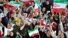 Femeile din Iran, prima dată după 40 de ani la un meci de fotbal