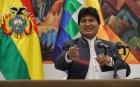 Fostul preşedinte bolivian Evo Morales, acuzat de viol şi trafic de persoane