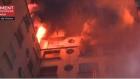 Incendiu într-un cartier din centrul Parisului: 10 morţi şi cel puţin 36 de răniţi