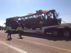 Infiorator! 19 elevi au murit in urma unui grav accident rutier