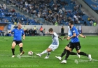 Liga I de fotbal: Echipa FC Viitorul învinsă de Universitatea Craiova. Cui a acordat arbitrul cartonaş roşu