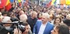 Liviu Dragnea la mitingul PSD de la Iași cu 40.000 de oameni. Principalele puncte ale discursului