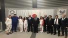 Lotul de judo al României s-a întâlnit cu legendarul Yasuhiro Yamashita