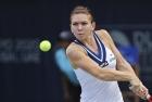 Miami Open: Simona Halep, victorie lejeră