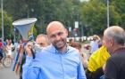 Mihai Dide, cel mai vocal protestatar #rezist, s-a decis să dea examen la Jandarmerie