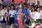 """Miting PSD: Zeci de mii de oameni prezenti in Piata Unirii! Declaratie Liviu Dragnea: """"Klaus Iohannis vrea sa provoace batai de strada"""""""