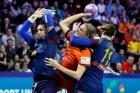 Naționala României, înfrângere clară la Europenele de handbal