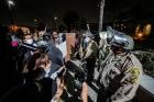 Nou caz în SUA cu un bărbat de culoare împușcat mortal de poliție, la Los Angeles. Incidentul a fost urmat de proteste