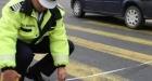 O adolescentă de 15 ani a fost spulberată pe o trecere de pietoni din Bistrița