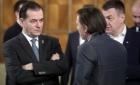 """Orban îl """"arde"""" pe Cîțu în ședința de Birou Executiv că ignoră directivele lui Iohannis"""