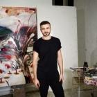 Pictorul Adrian Ghenie a vandut la Londra o lucrare de a sa cu 1,5 milioane de lire sterline