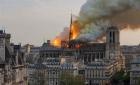 Poliția din Franța a făcut anunțul! S-a descoperit de unde a pornit incendiul la catedrala Notre-Dame